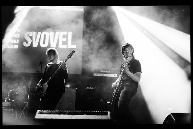 Svovel, Emergenza, finale
