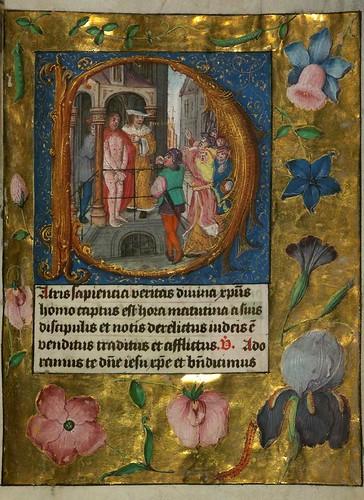 006-Libro de horas de Aussem-Art Walters Museum Ms. W.437