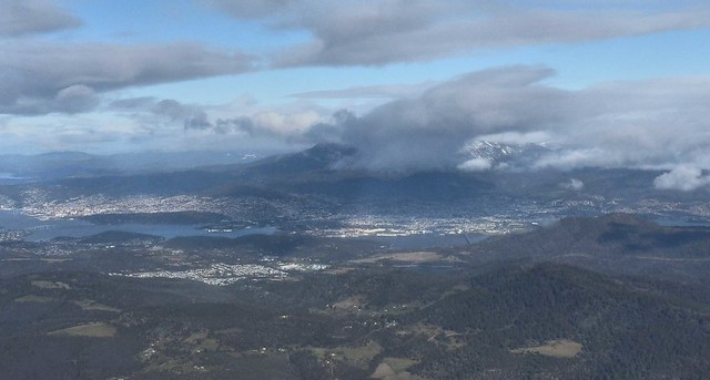 CONFIRMED: There is snow on Mt Wellington