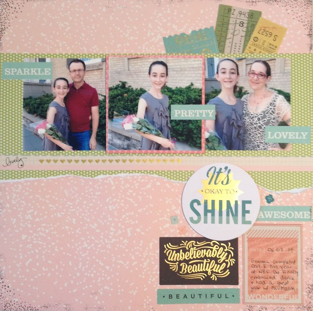 Scrap Time - Ep. 970 - Shimelle's Collection with American Crafts