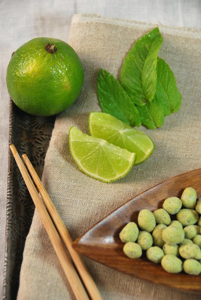 mojito à la citronnelle