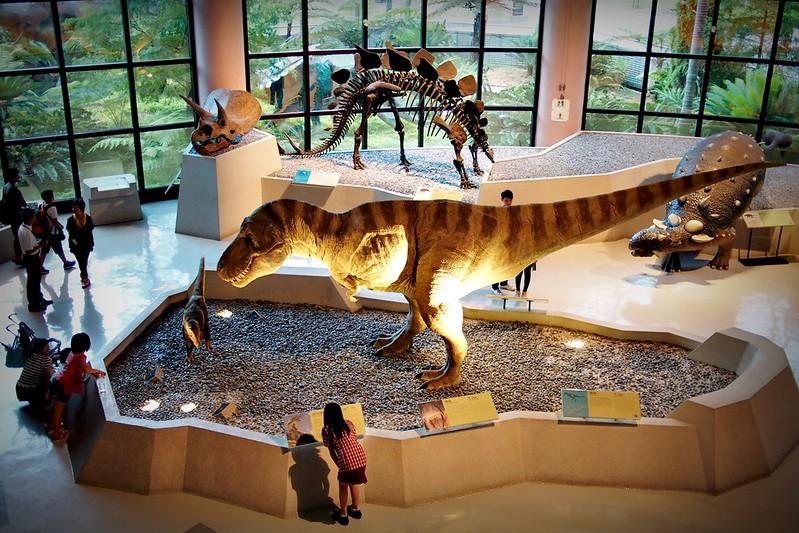 P7110908-台中-國立自然科學博物館-恐龍廳