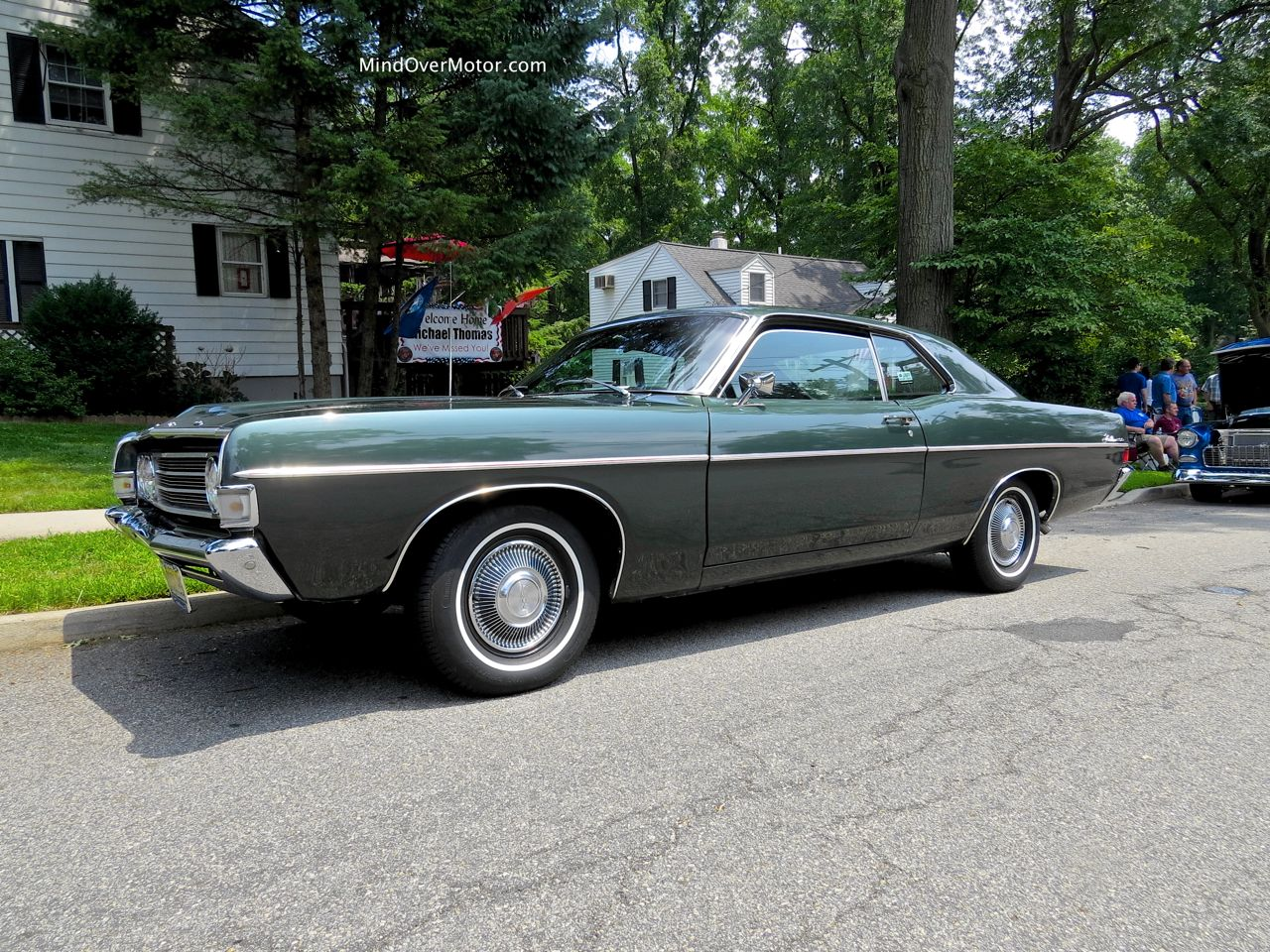 1969 Ford Fairlane 500 Front Side