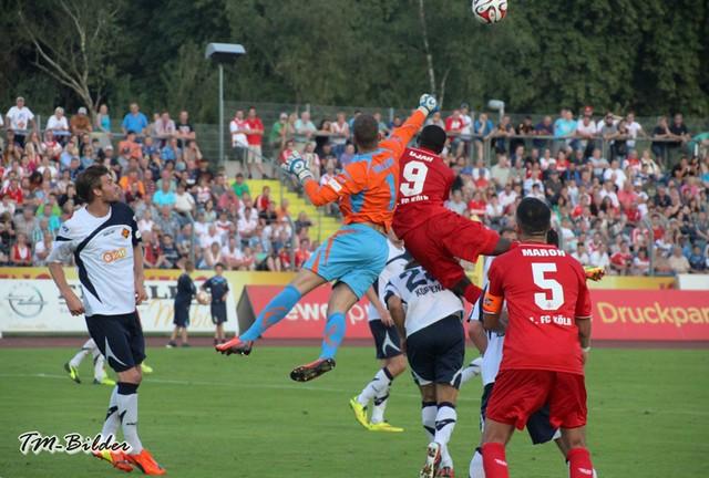 Testspiel  TuS Koblenz - 1. FC Köln 0:0 14677284644_9606e720d9_z