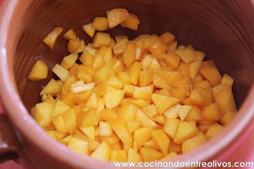 Ponche de melocoton www.cocinandoentreolivos (5)