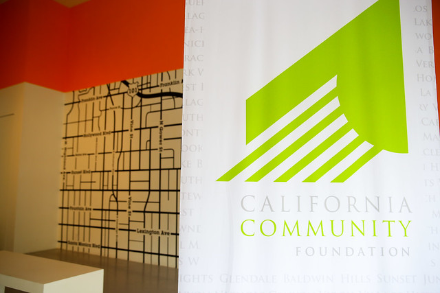 CCF Fellowship for Visual Artist Reception at LACE 2014