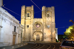 Lisbon Cathedral.
