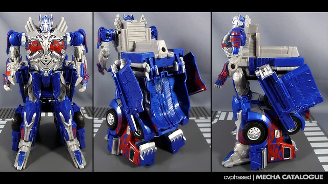 Battle Command Optimus Prime - An Introspect
