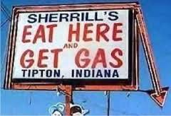 Eat Here & Get Gas