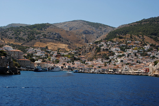 Arriving on Hydra