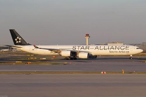 A346 - Airbus A340-642