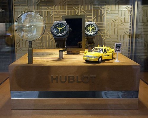 Hublot unveils King Power 692 Bang limited edition watch exclusively for its Madison Avenue (NYC) flagship store