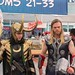 Small photo of Thor cosplay is srs bzness
