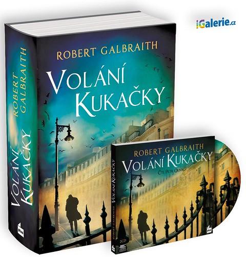 Galbraith R. (J. K. Rowlingová) - Volání kukačky