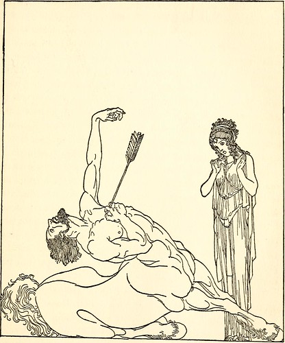 "Image from page 349 of ""The golden fleece and the heroes who lived before Achilles"" (1921)"