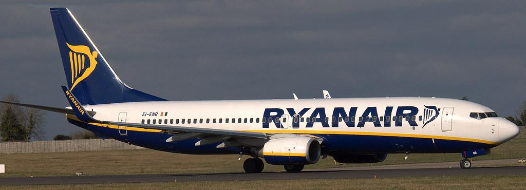 EI-ENB - B738 - Ryanair