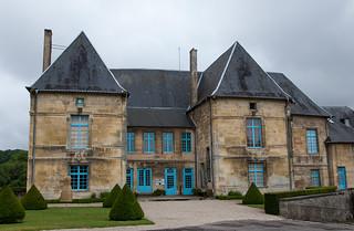 Visite de Bar le Duc - Château des ducs de Bar