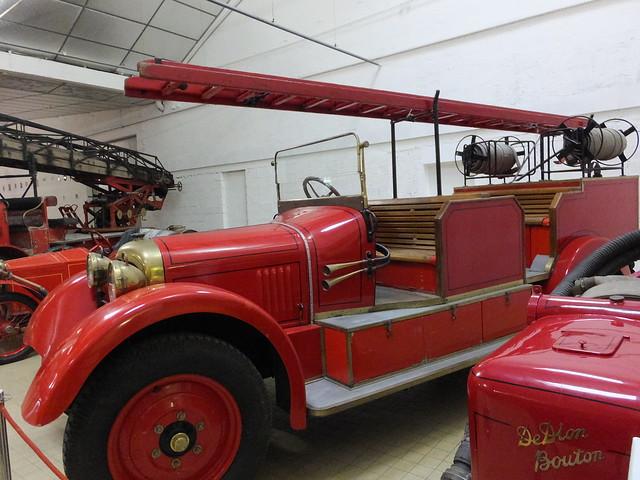 Espace pompier de Plougastel