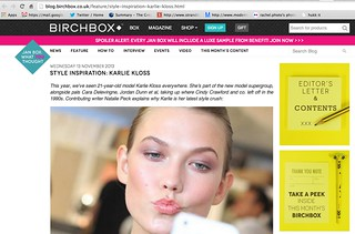 Copyright Violation- Birchbox UK