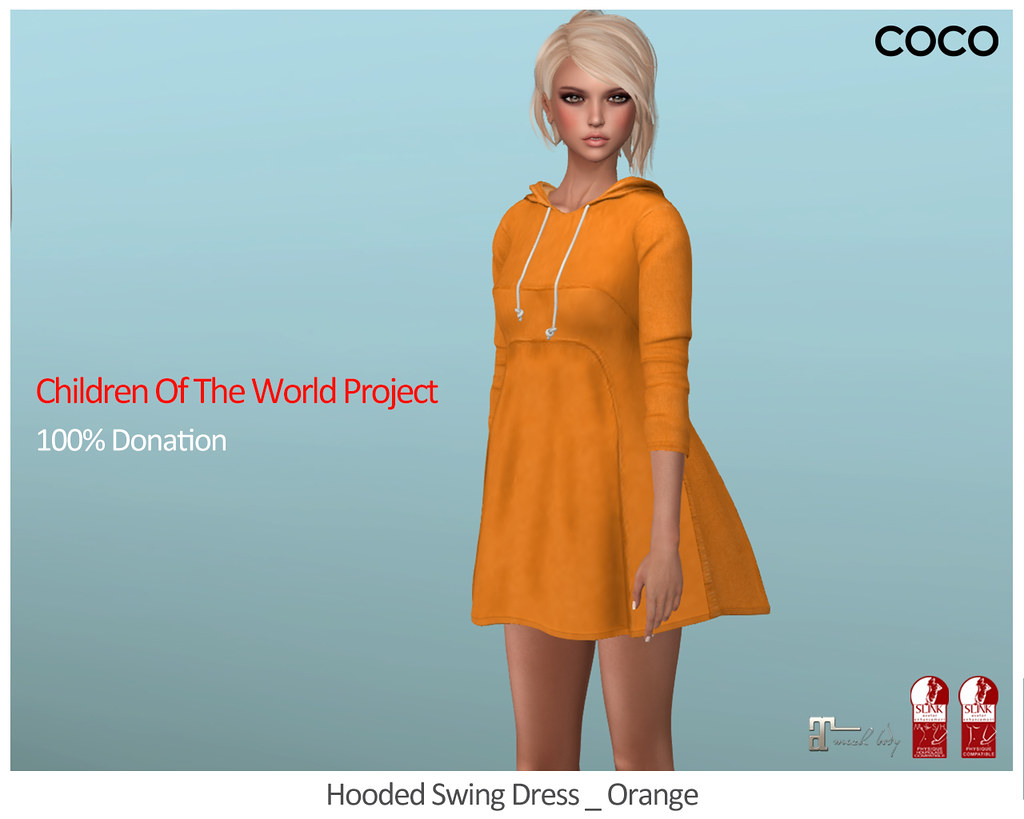 Children of The World Project 2017 - SecondLifeHub.com