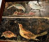 """Birds"" - wall painting (50 AD) from Herculaneum - Naples, Archaeological Museum"