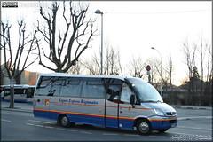 Irisbus  - Lignes Express Régionales Provence-Alpes-Côte-d'Azur - Photo of Thoard