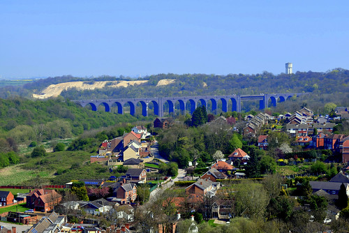conisborough yorkshire viaduct