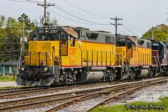 LLPX 2307 | EMD GP38-2 | CSX Leewood Yard