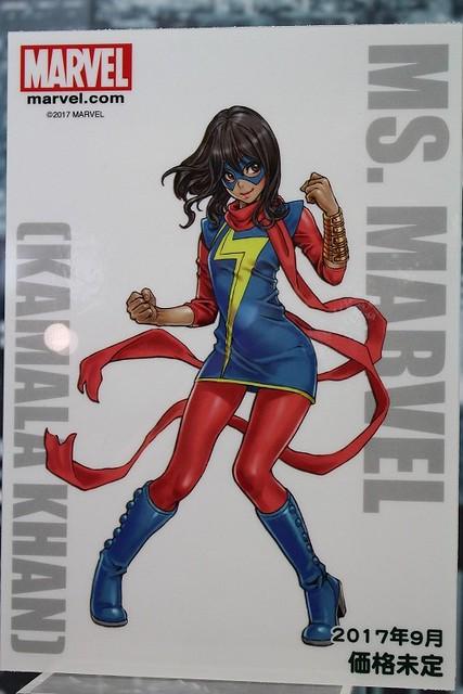 MARVEL美少女系列 - 驚奇女士(卡瑪拉·克汗) ミス・マーベル(カマラ・カーン)
