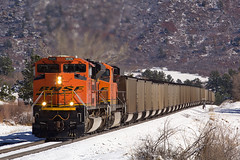 BNSF 9325 Larkspur 2 Apr 17
