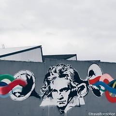 The #sounds of #beethoven #streetart #art #streetartistry #hamburg #hamburg_de #ahoihamburg #igershamburg #visithamburg #explorehamburg #igershh #welovehh #igersgermany #germany #vsco #vscocam #wanderlust #travel