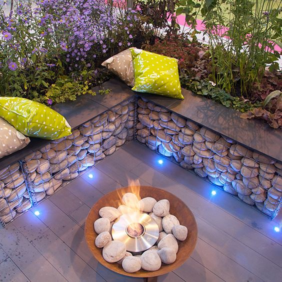 How to Use Gabion in Creative Way