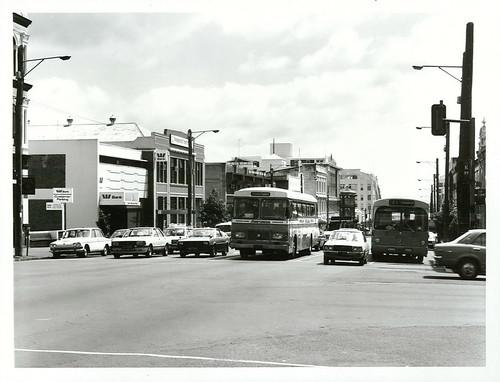 Hobson Street, Auckland City.