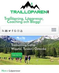Vill du upptäcka fantastiska platser och springa i bergen med likasinnade?  Ta chansen och boka en resa med Traillöparen och Pathfinder Travels!  Garanterat fylld till bredden med löparglädje!  Läs mer på: http://trailloparen.se/loparresor/  :runner:⛰:run