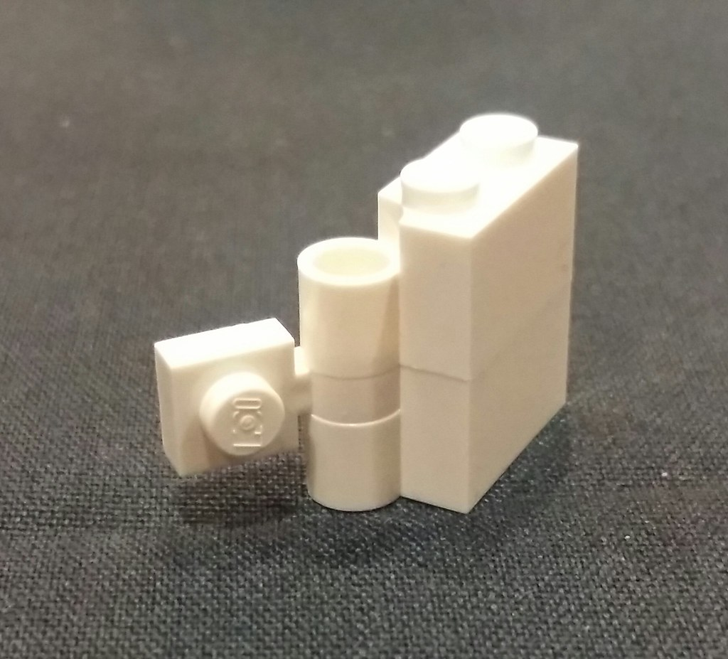 Connection (custom built Lego model)
