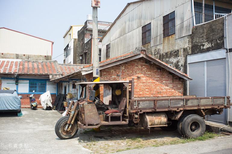 台南私藏景點--六甲三輪車蔥油餅 (7)