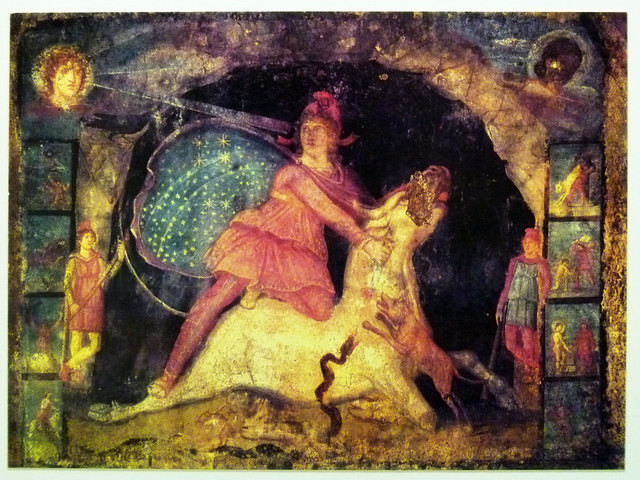 Ladenburg ist einen Umweg wert, Mithras