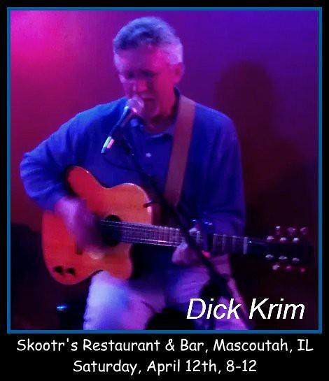 Dick Krim 4-12-14