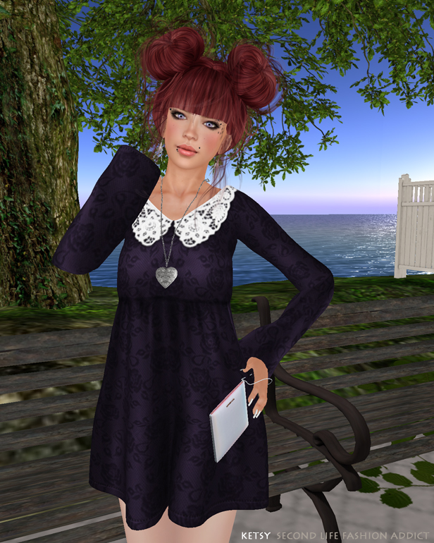 Somebody To Love - NEW Blog Post @ Second Life Fashion Addict