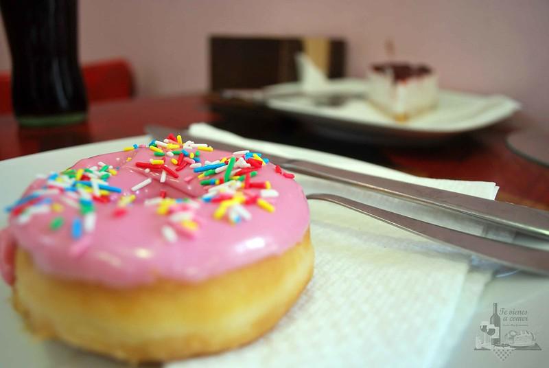 Fideos Donut