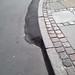 Small photo of Curb cut