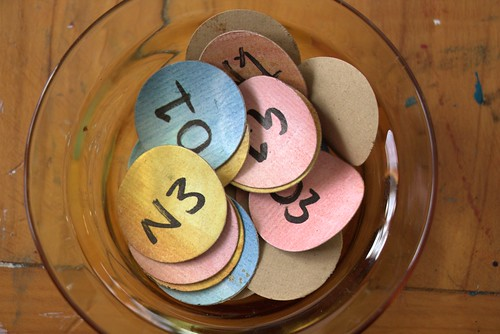 Bingo tokens