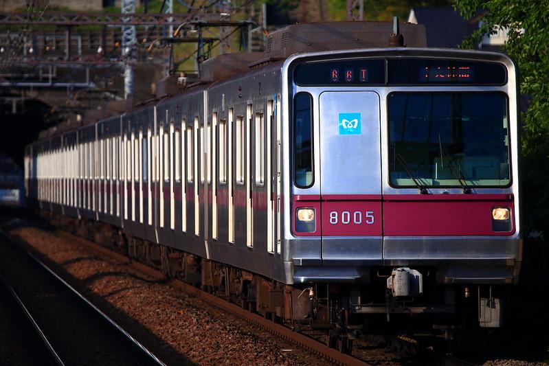 Tokyo Metro 8005F