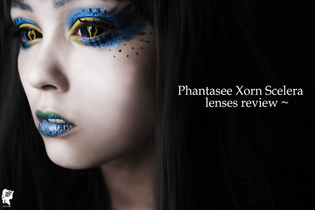 review-Phantasee Sclera lens Xorn6