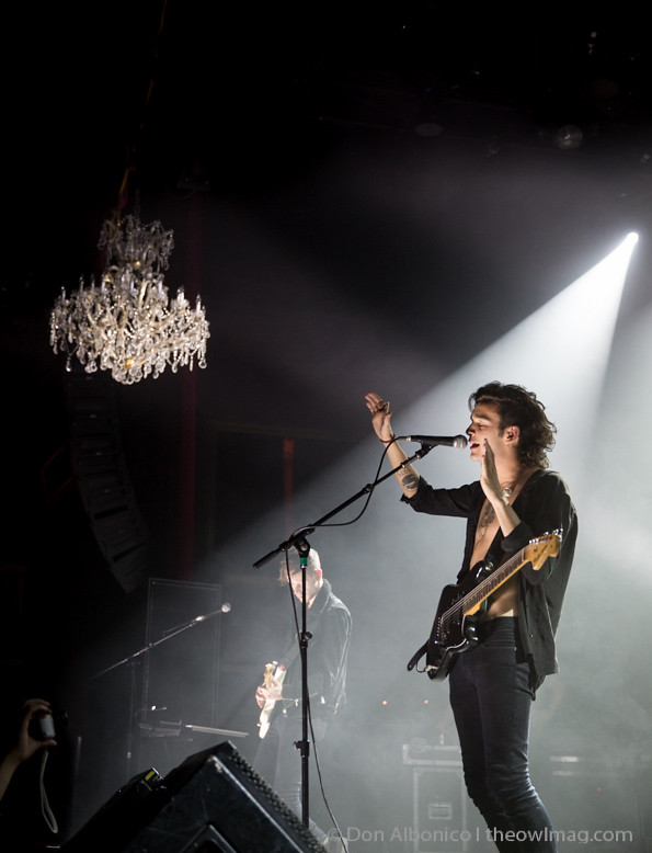 The 1975 @ The Fillmore, SF 4/17/14
