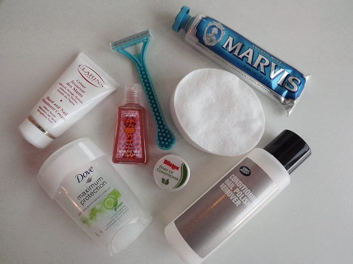 everyday beauty products