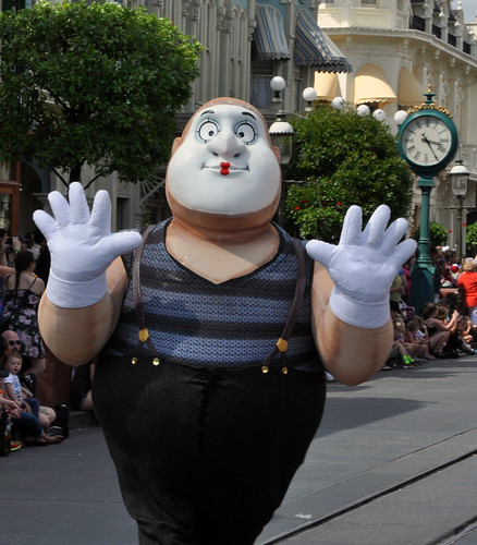 Festival of Fantasy - Mime