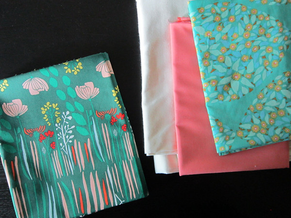 fabrics for our Skirt Sew-Along
