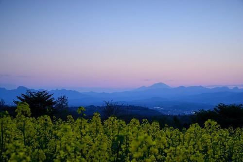 浅間山 高崎