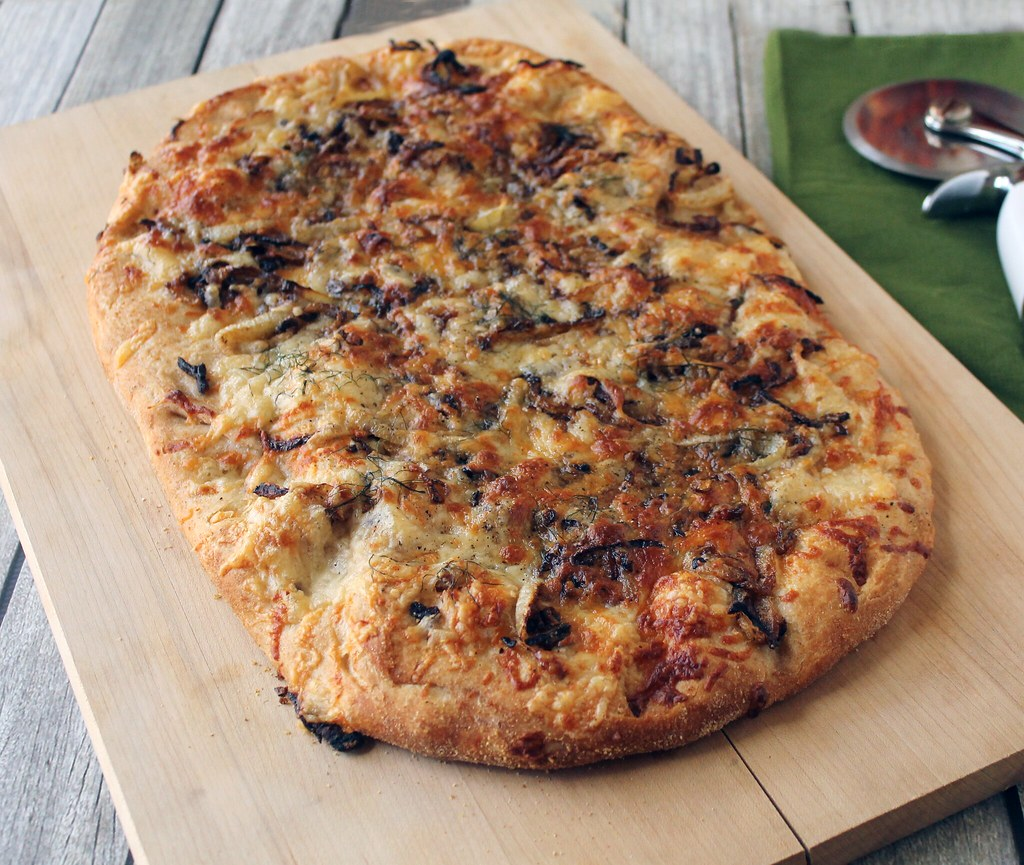 potato and onion pizza fontina fennel and onion onions and fennel ...
